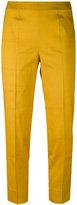 Piazza Sempione cropped trousers - women - Silk/Polyamide/Spandex/Elastane - 42