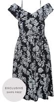 City Chic Bloomsbury Dress