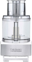 Cuisinart Custom 14 Cup White and Stainless Steel Food Processor