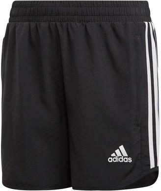 adidas Girls Training Equip Long Shorts