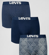 Levis Trunks In 3 Pack Gift Set