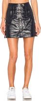 Tommy Hilfiger TOMMY X GIGI Mini Skirt in Black