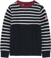 Ikks Striped sweater