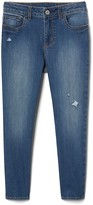 Gap High stretch high rise skimmer jeggings