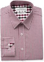 Nick Graham Everywhere Men's Multi Gingham Dress Shirt