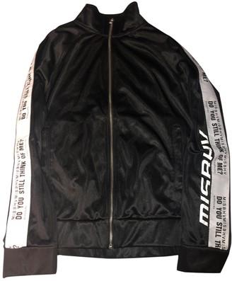 Misbhv Black Polyester Jackets