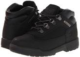 Timberland Kids - Field Boot - Scuff Proof Core (Little Kid) (Black Scuff Proof) - Footwear