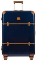 Bric's Bellagio Metallo 2.0 32 Inch Rolling Suitcase - Blue