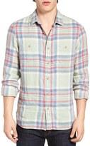 Nordstrom Men's Slim Fit Workwear Flannel Shirt
