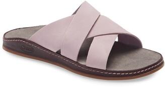 Chaco Woven Slide Sandal