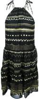 Vena Cava Dahlia Tie Shoulder Dress
