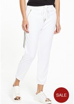 Juicy Couture Microterry Pant With Racer Stripe