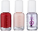 Essie Mini Trio Pink Kit, Forever Yummy/Mademoiselle/Second Shine Around, 3 x 5 ml/ .17 Fl. Oz.