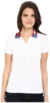 Lacoste Short Sleeve Slim Fit Nations Polo Shirt