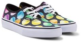 Vans Authentic Macaroon Print Trainers