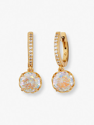 Kate Spade That Sparkle Pave Mini Hoops