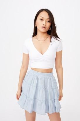 Supre Annie Tiered Skirt