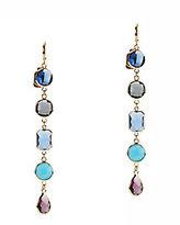 Haus of Topper Crystal Drop Earrings