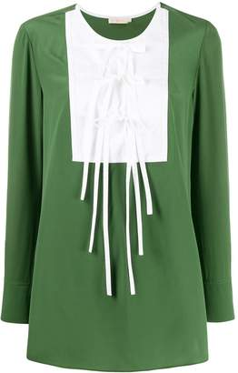 Tory Burch tie-front blouse