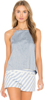 Milly Trapeze Drape Back Tank