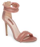 Topshop Women's Riley Fringe Sandal