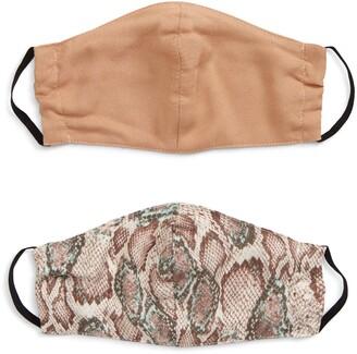 AFRM Assorted 2-Pack Adult Face Masks
