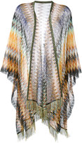 Missoni Matella open cardigan - women - Nylon/Viscose - One Size