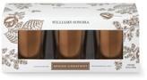 Williams-Sonoma Williams Sonoma Spiced Chestnut Votive Set