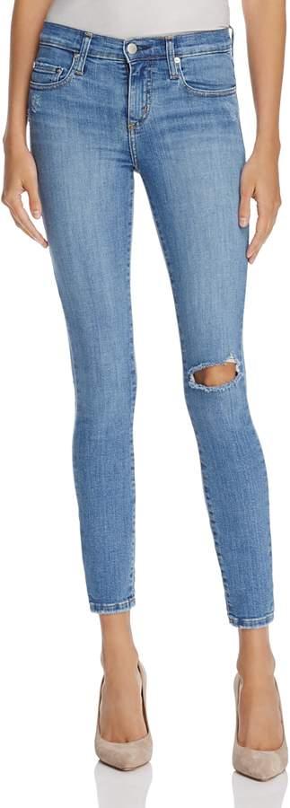 Nobody Geo Skinny Ankle Jeans in Admire