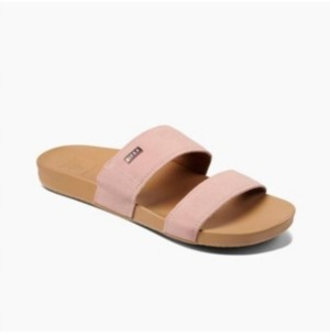 Reef Cushion Vista Pool Slides Women's Shoes