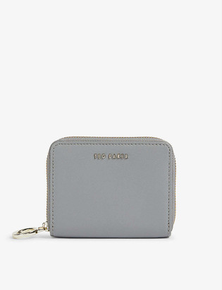 Ted Baker Deleena small bifold leather purse