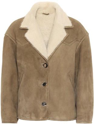 Isabel Marant, ãToile Fabio shearling jacket