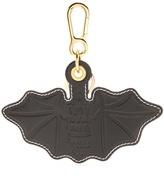 Loewe Bat-embossed leather key ring