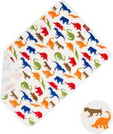 PVC FREE Duckery Kid Waterproof Baby Diaper Changing Pocket Pad in Vibrant Color for Home and Travel
