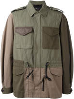 3.1 Phillip Lim patchwork field jacket