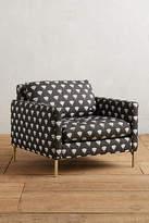 Anthropologie Foulard-Woven Angelina Chair
