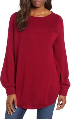 Caslon Bishop Sleeve Sweater
