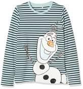 Name It Boy's Nmmolaf Gabe Ls Top Wdi Sweatshirt