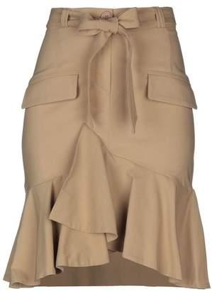 Annarita N. TWENTY 4H Knee length skirt