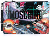 Moschino Transformer clutch