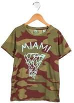 Scotch Shrunk Boys' Miami Camouflage T-Shirt