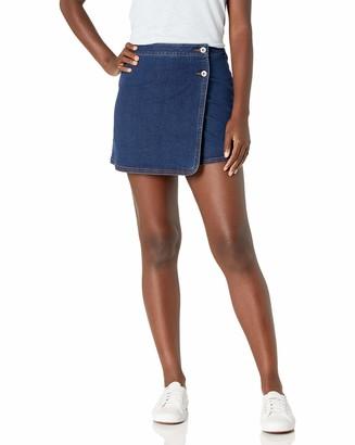 BB Dakota Women's Denim Skirt