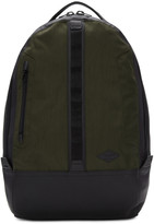 Rag & Bone Green Aviator Backpack