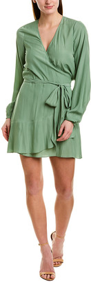 Ramy Brook Reed Wrap Dress