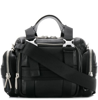 Alexander Wang zipped shoulder bag