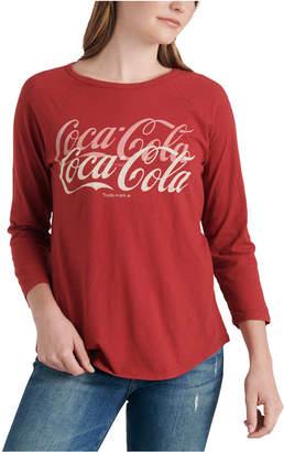 Lucky Brand Coca-Cola Long Sleeve T-Shirt