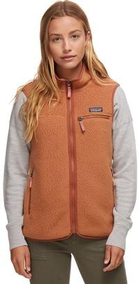 Patagonia Retro Pile Vest - Women's