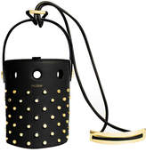 Perrin Paris Le Mini Seau Studded Bucket Bag