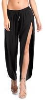 Robin Piccone Women's Side Split Cover-Up Pants