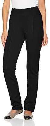 Damart Women's Pantalon Maille Milano Trouser,(Size: 42)